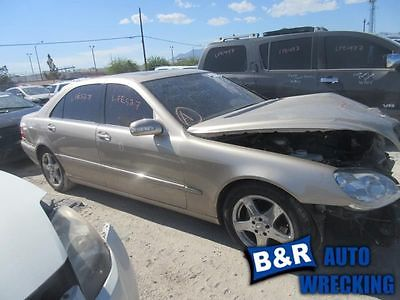 06 MERCEDES CLS500 AUTOMATIC TRANSMISSION 219 TYPE CLS500 9240118 400-61712 9240118