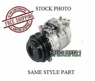 9 10 MERCEDES ML320 AC COMPRESSOR 164 TYPE ML320 Stk # L316A47 Does not apply