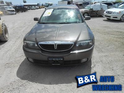 DRIVER LEFT CORNER/PARK LIGHT FITS 03-06 LINCOLN LS 4576837