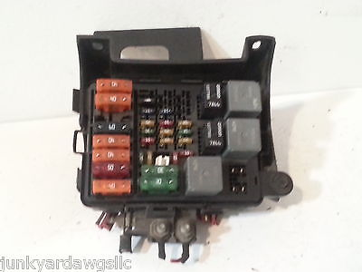 2001 safari fuse box 2001 gmc safari fuse box