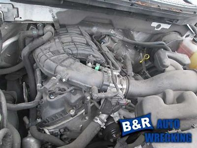 ENGINE 3.7L VIN M 8TH DIGIT GASOLINE FITS 11-14 FORD F150 PICKUP 6271501
