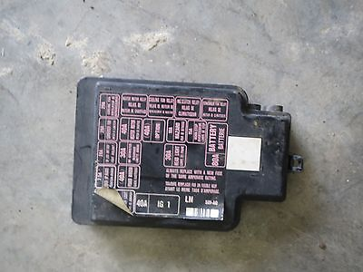 f1fa4384 0e46 42c0 9e9b 735b3de8e604 94 95 96 97 acura integra under hood fuse box lid cover oem acura integra fuse box under hood at soozxer.org