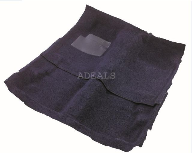 ACC - DUSTER CUT-PILE CARPET - CORRECT HEEL PAD MADE IN USA