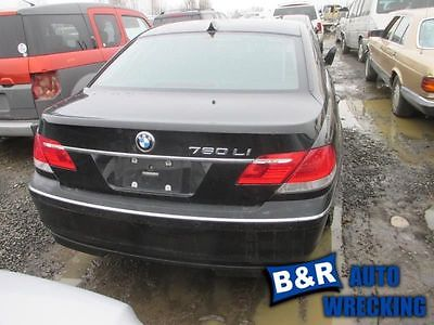 06 07 08 BMW 750I CARRIER ASSEMBLY 3.38 RATIO 8654393 8654393