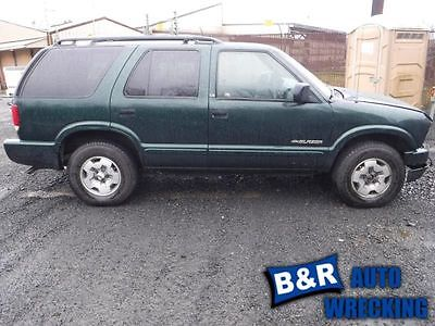 95-00 01 02 03 04 05 S10 BLAZER STEERING GEAR/RACK POWER STEERING 4X4 8718705 551-01649 8718705