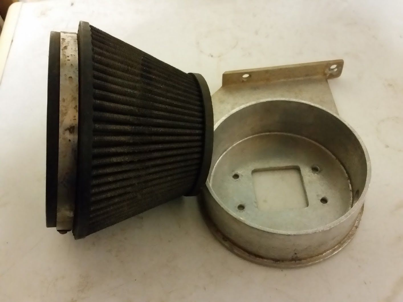 DOWNEY AIR FILTER CONVERSION FOR TOYOTA 22RE Does not apply