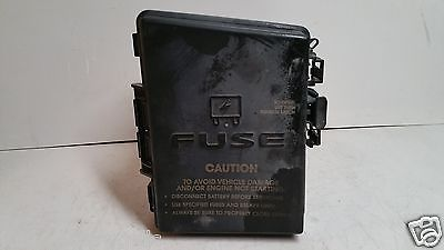 2005 2006 CHRYSLER PACIFICA 3 5L TIPM FUSE BOX BLOCK RELAY