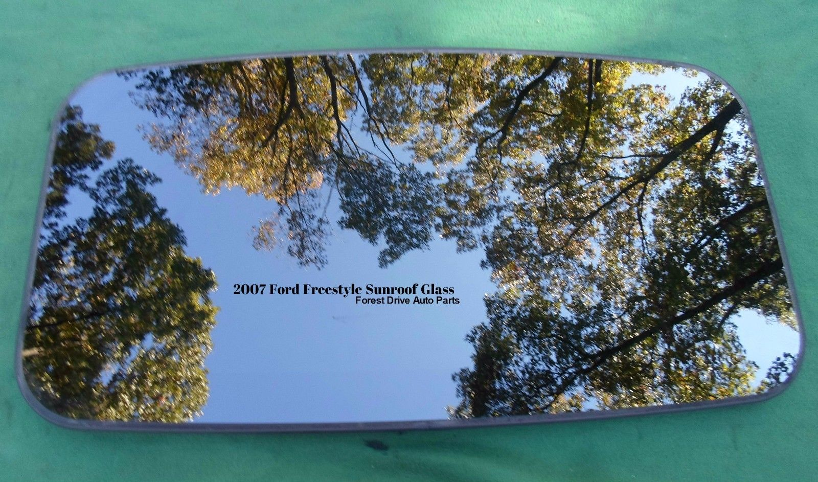 2006 FORD FREESTYLE OEM FACTORY SUNROOF GLASS  NO ACCIDENT FREE SHIPPING!