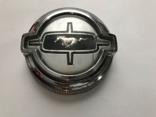 1968 Ford Mustang Gas Cap OEM 68 Fastback Coupe Shelby