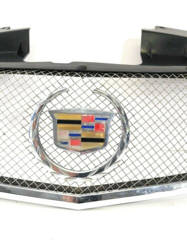 ? 2003 2004 2005 2006 2007 03-07 Cadillac CTS Front UPPER Grille Mesh AFT E&G 1007-0102-03 1007010203
