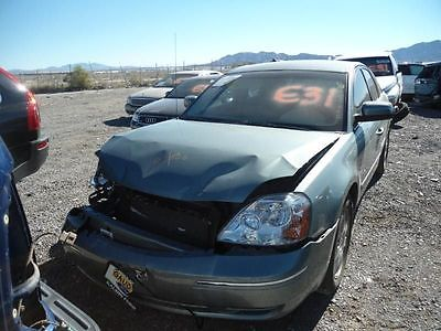 DRIVER FRONT DOOR SWITCH DRIVER'S WINDOW MASTER FITS 05-07 FIVE HUNDRED 4112254
