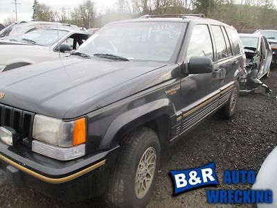 94 JEEP GRAND CHEROKEE ENGINE ECM 8806960 8806960