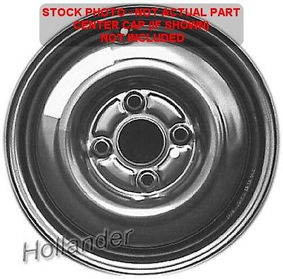 1996 <em>HONDA</em> <em>ACCORD</em> COMPACT SPARE TIRE <em>WHEEL</em> <em>RIM</em> 14x4 2315329