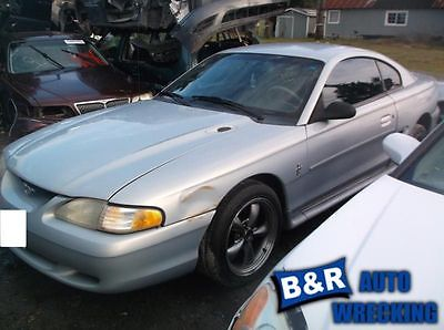 94 95 FORD MUSTANG STEERING GEAR/RACK POWER RACK AND PINION AT 8558606 551-01635 8558606