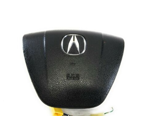 2007-2013 ACURA MDX DRIVER WHEEL AIRBAG AIR BAG BLACK OEM 07 08 09 10 11 12 13