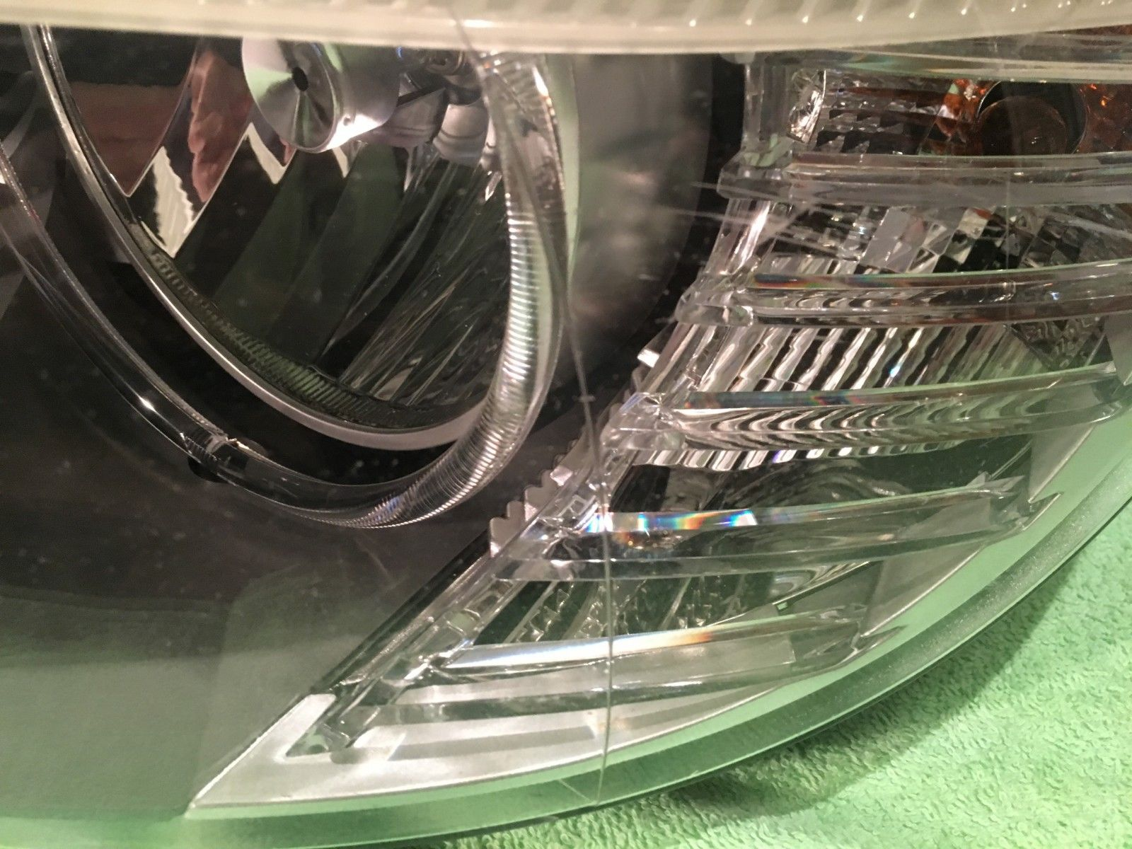 Valeo Driver Side Headlight - 2009-2011 BMW 335i xDrive - Drivers side (Left) Does not apply