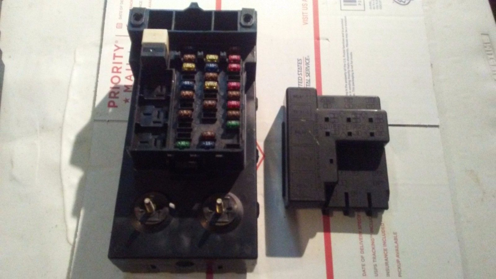 1999 2000 2001 2002 2003 Ford F 150 250 4x4 Fuse Box Xl34 14a067 Ca