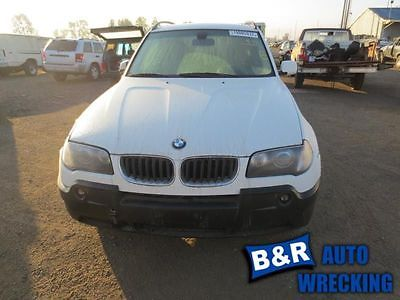 CHASSIS ECM TRANSMISSION 3.0L FROM 8/04 FITS 04-06 BMW X3 4038071