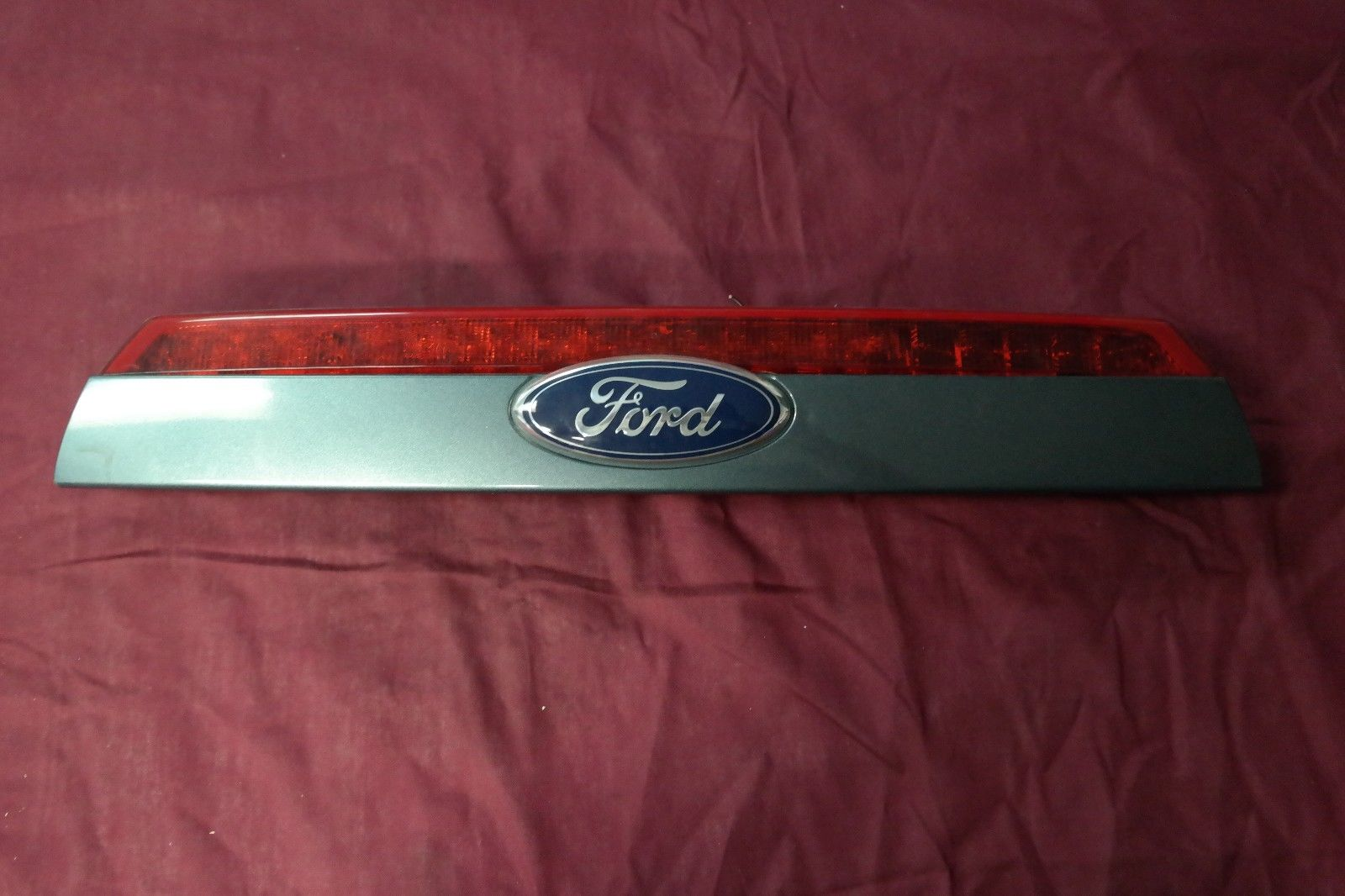 Ford Fusion 3rd Brake Light Chrome Trunk Lid Molding Oem Nice 2010 2017 Ae5z