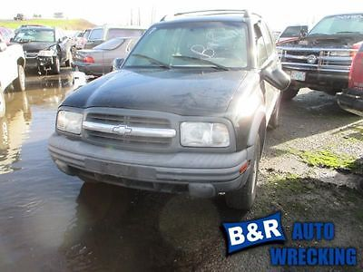 02 03 04 TRACKER AUTOMATIC TRANSMISSION 2.5L 4X4 8720710