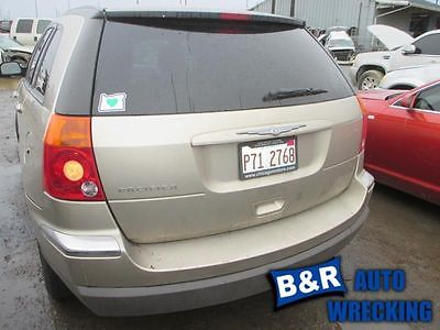 04 PACIFICA STEERING GEAR/RACK POWER RACK AND PINION 8839574 551-02093 8839574