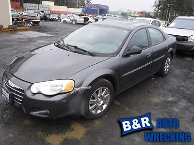 05 06 SEBRING STEERING GEAR/RACK POWER RACK AND PINION CONV 2.7L W/O FIRM FEEL 551-02174B 9872738