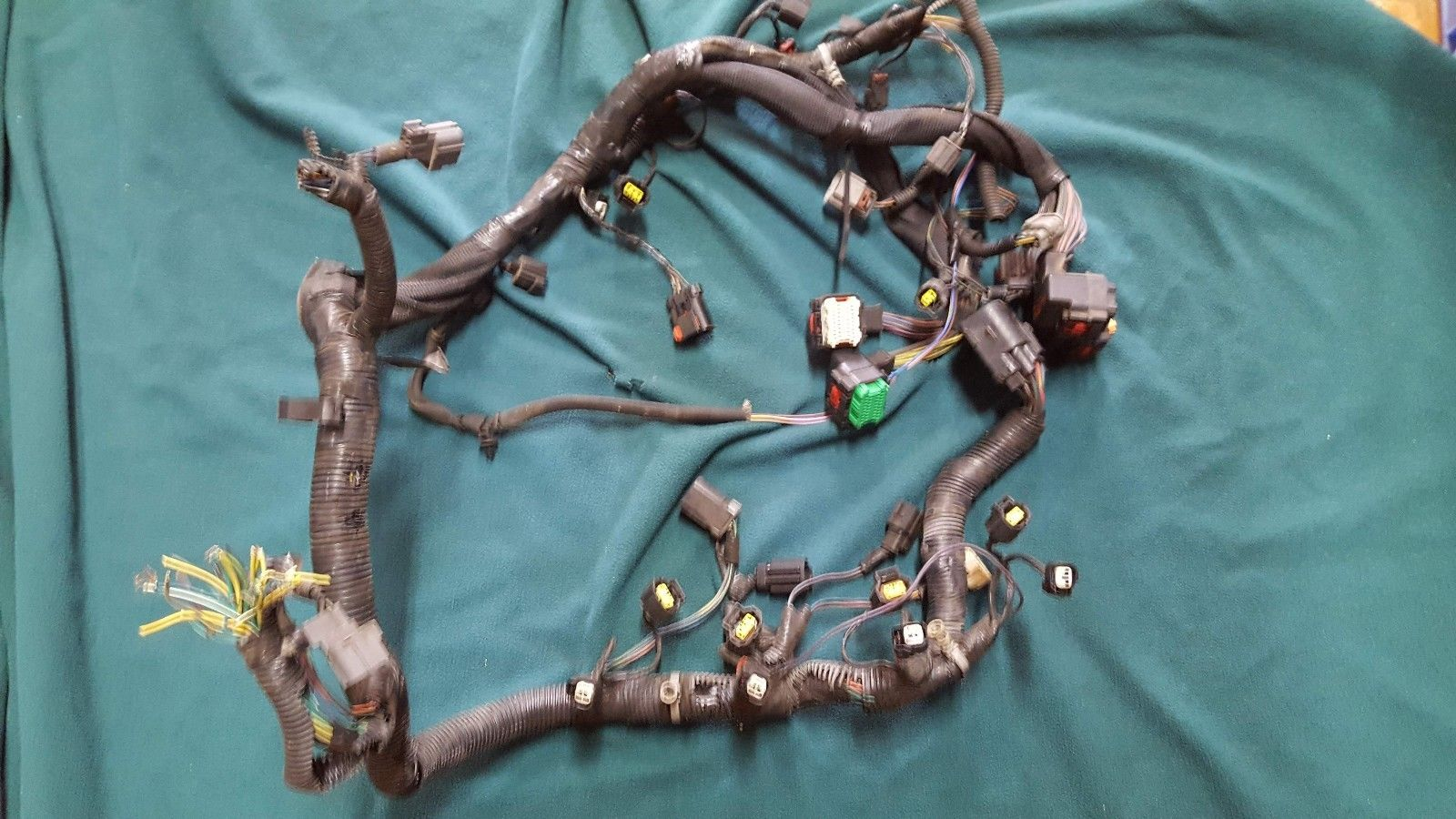 Johns Store On Buy Auto Parts Car Truck Jeep Commander Wiring Harness 2008 Engine Motor Electrical Wire 47l Incomplete