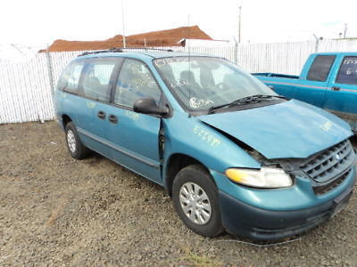 97 98 CARAVAN Temp Heater Controls Dash Switch CONTROL 655-00483 2578286