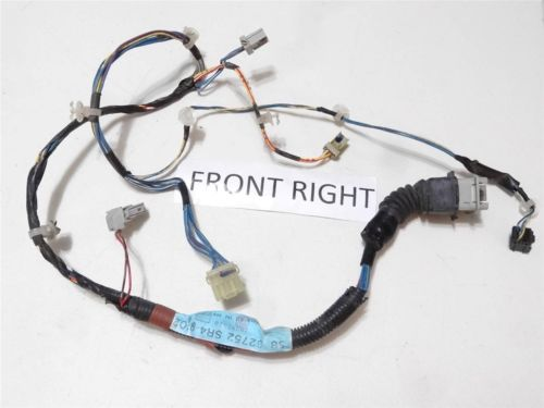 Honda Civic Door Wiring Harness : Honda civic wire harness front passenger door