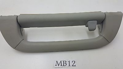 00-06 MERCEDES w220 s430 s500 s600 ROOF GRAB HANDLE RIGHT REAR OEM 220 810 05 51 220 810 05 51