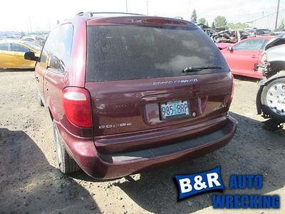 ANTI-LOCK BRAKE PART WITHOUT TRACTION CONTROL FITS 01-02 CARAVAN 9543150 545-01535 9543150
