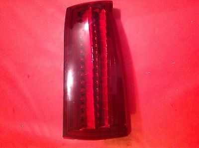 05 07 Cadillac Sts Taillight Tail Light Brake Lamp