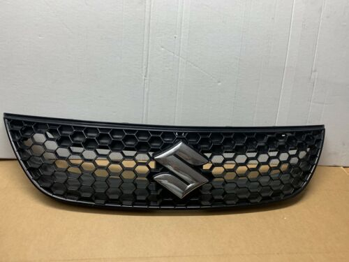 2008 2009 2010 SUZUKI SX-4 SX4 SEDAN UPPER TOP GRILLE EMBLEM OEM USED 08 09 10
