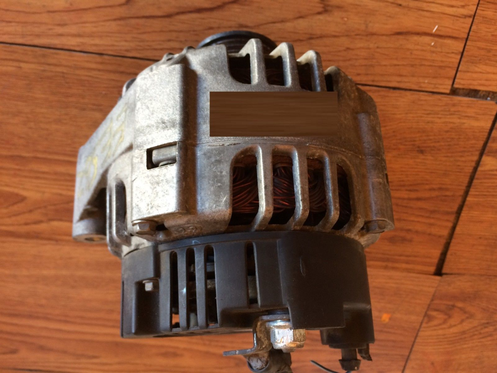 2001 MERCEDES-BENZ C320 ALTERNATOR ASSEMBLY MODULE OEM A 011 154 64 02 A 011 154 64 02