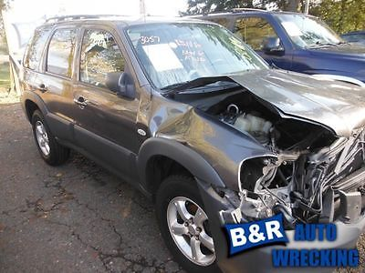 05 06 MAZDA TRIBUTE STEERING GEAR/RACK POWER RACK AND PINION 8327929 551-59872 8327929