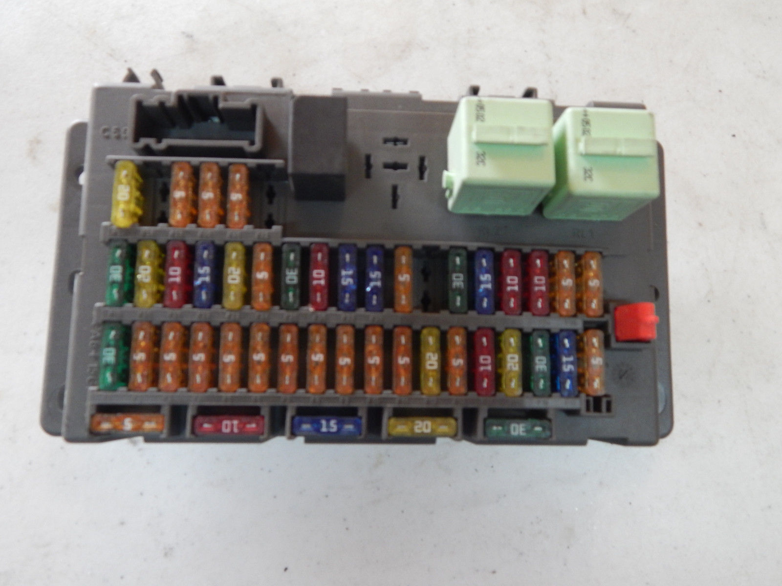 5271F Mini Cooper Fuse Box 2003 | Wiring ResourcesFuse, Wiring and Manual Library