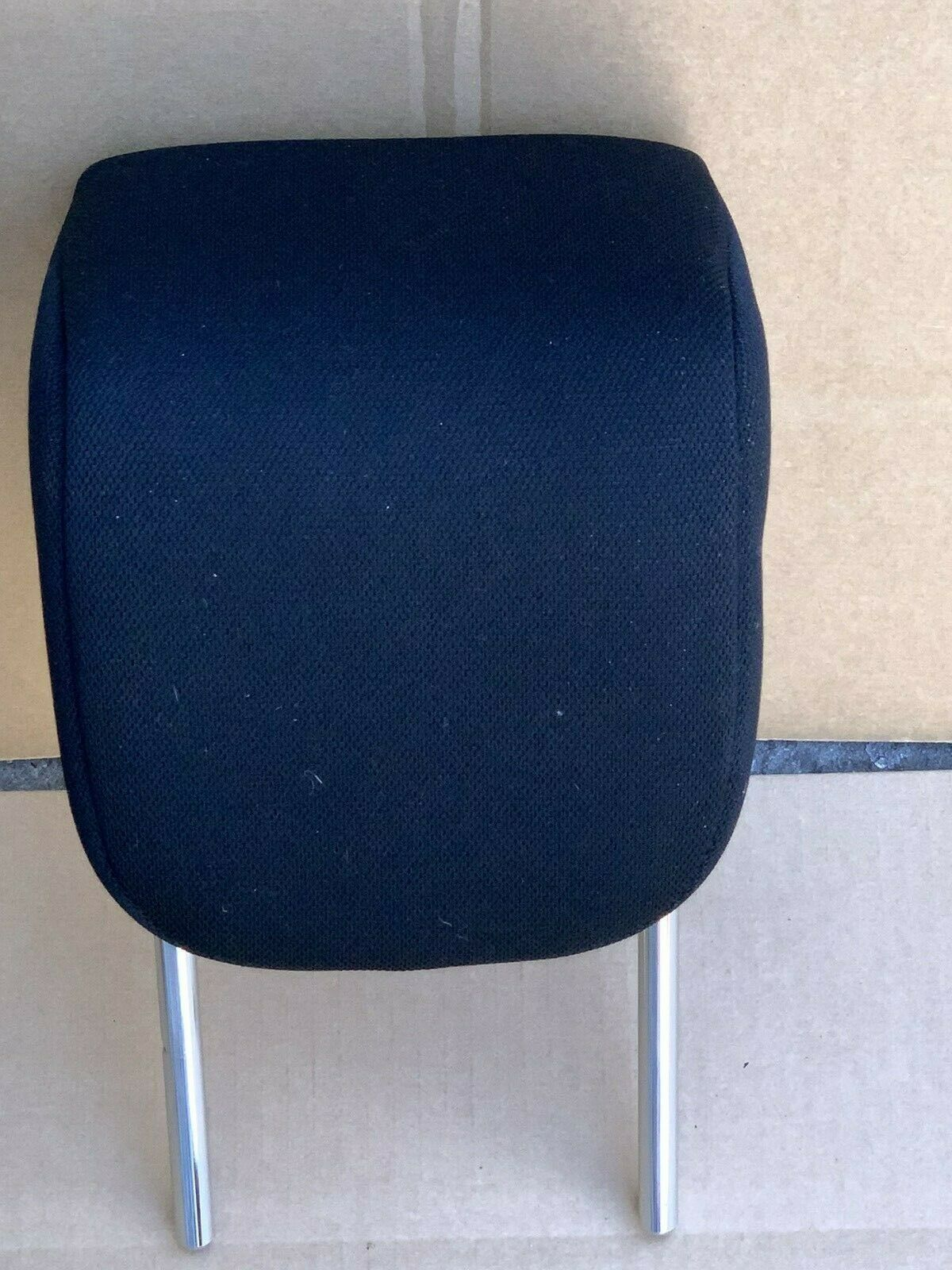 08-10 Scion Xd Rear Headrest Head Rest Black Cloth Rear