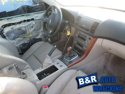 05 LEGACY AUTOMATIC TRANSMISSION OUTBACK 2.5L W/TURBO 8222305 400-61834 8222305