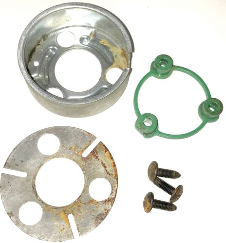 60-87 Chevrolet GMC Truck & Van + Others—Steering Wheel Horn Button Hardware Does Not Apply Custom-445