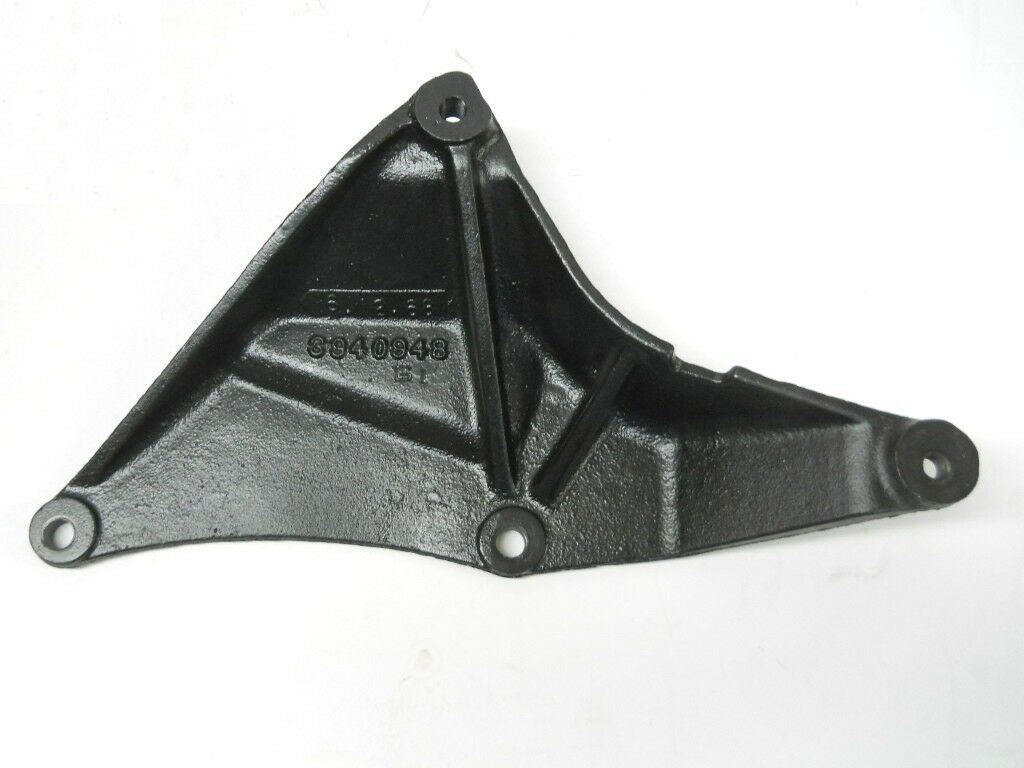 1969-70 CHEVELLE BIG BLOCK AC COMPRESSOR BRACKET- DATED 6-12-68 3940948