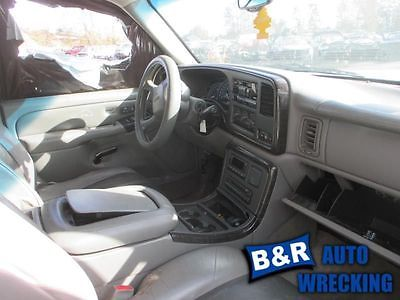 AUTOMATIC TRANSMISSION 6.0L FITS 01 SIERRA 1500 PICKUP 9897120 400-03890 9897120