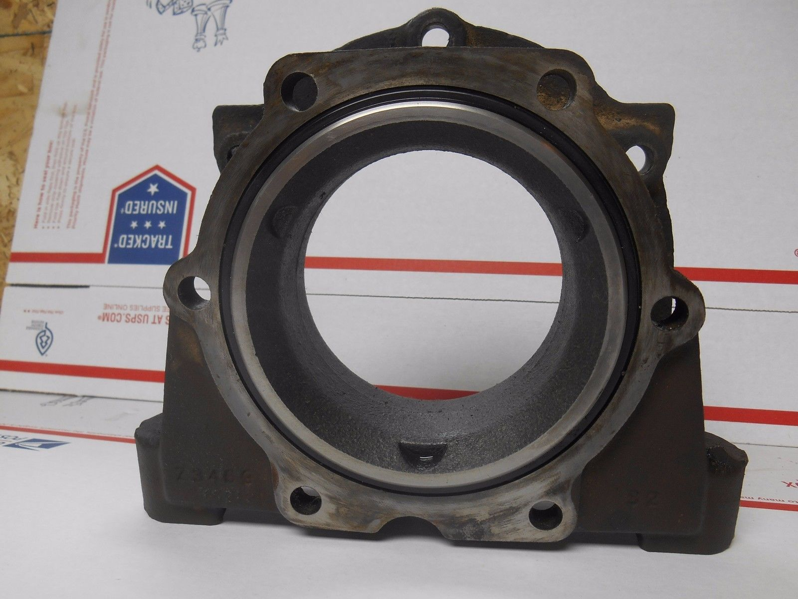 TH400 to NP208 Transfer Case Adapter, Turbo 400 NP 208 Fits 6 BOLT ONLY  15654927