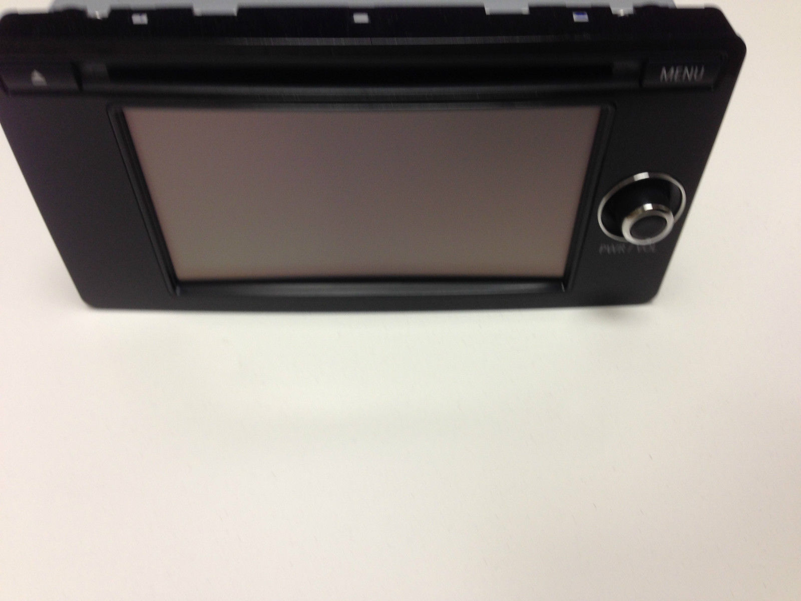 NICE USED OEM RADIO TOUCH SCREEN 14 15 LANCER OUTLANDER MP3 DATA DECODER 8701A408