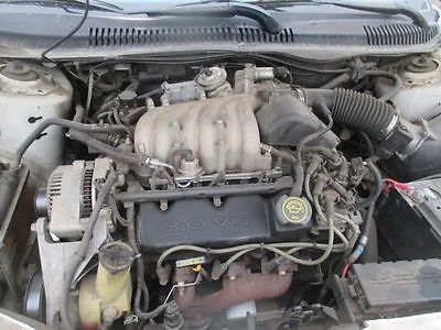 ALTERNATOR 6-183 3.0L WITHOUT SHO FITS 93 96-99 SABLE 9816517 601-00653 9816517