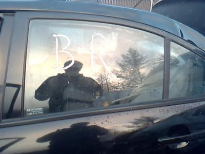 06 07 08 09 10 11 HYUNDAI ACCENT L. REAR DOOR GLASS SDN 4 DR MOVEABLE TINTED 278-50135BL 8604585