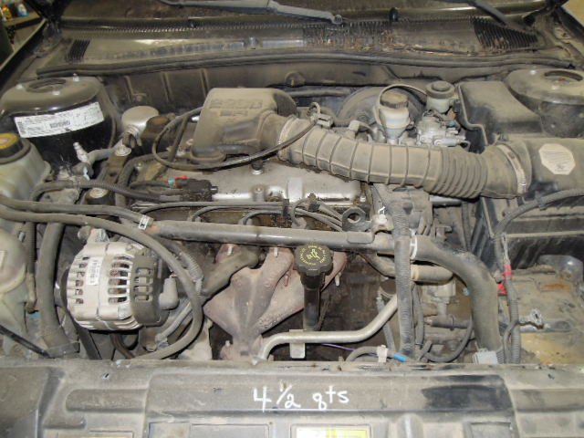 1998 chevy cavalier engine motor 2 2l vin 4 2139807 300. Black Bedroom Furniture Sets. Home Design Ideas