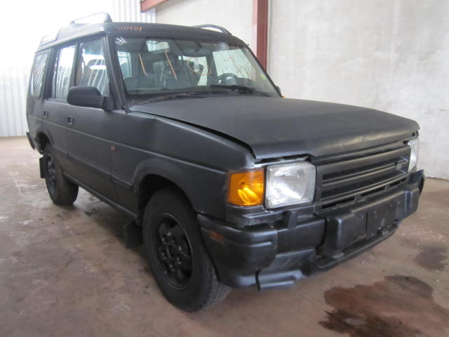 Parting out a 1996 Land Rover Land Rover