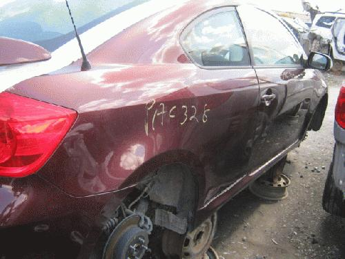 2006 Scion Tc Left Side Axle Shaft 447-61603L PAC328
