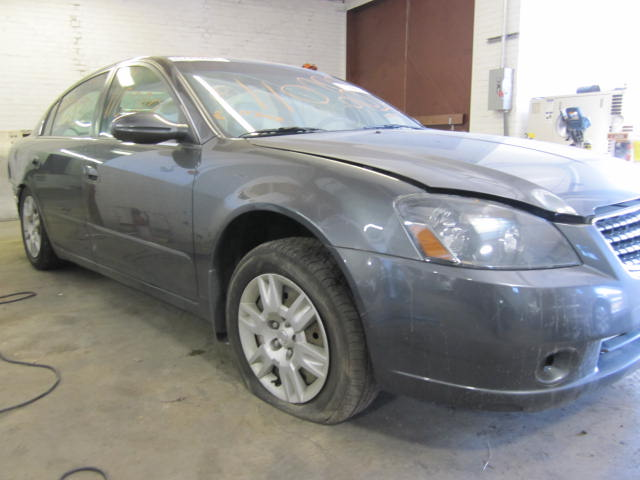Parting out a 2005 Nissan Altima