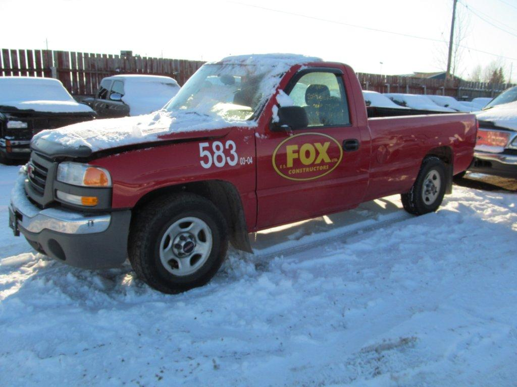 2004 Gmc Sierra 1500 Chassis Manual